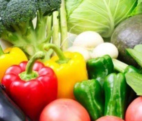 緑黄色野菜を食べて体の臭いを抑える!食生活の改善がワキガ・多汗症に有効です