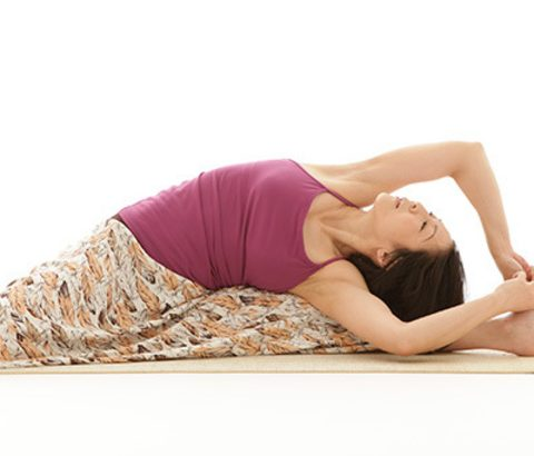 運動量の多いアシュタンカヨガは効果抜群!ヨガも方法によってダイエット向け体操に