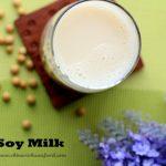大豆イソフラボンがたっぷりの豆乳で改善!食べ物でバストアップする方法
