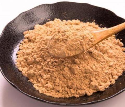 豊富な大豆イソフラボンが魅力♪バストアップの味方きなこの活用術