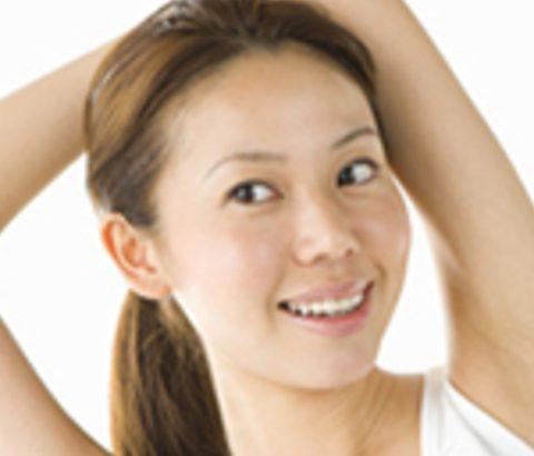 ワキガ・多汗症の治療なら、アポクリン腺の分泌をなくすインフォレーゼ法