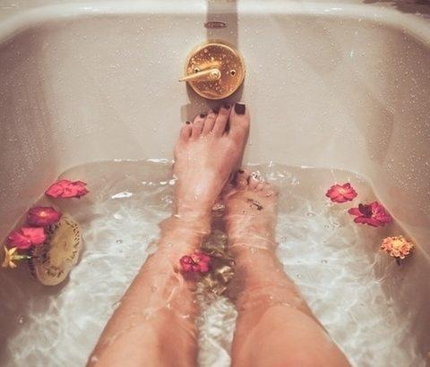 お風呂で温まりながらダイエット運動!高温反復浴の方法とは