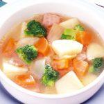 置き換え系ダイエットなら、サプリより栄養豊富な春夏野菜スープで!