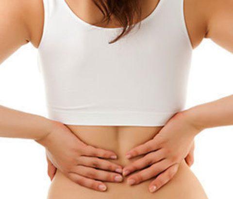 生理時の症状の一つ、腰痛を軽くするにはこんなことに注意を